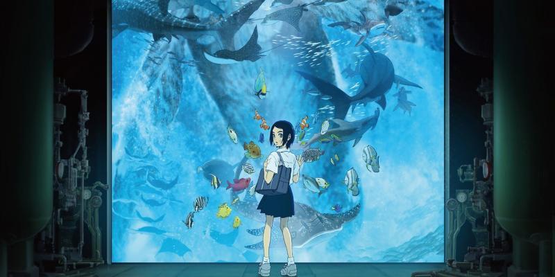 Children of the Sea: Đắm chìm vào đại dương huyền ảo của 'tác giả manga có nét vẽ đẹp nhất hiện tại'
