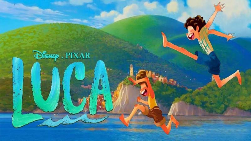 Luca, bộ phim mới nhất của Pixar tung trailer siêu đáng yêu về làng chài ven biển nước Ý