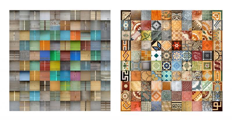 Triển lãm ảnh 'Vũ điệu Hoa văn': Thế giới thực đan xen hư ảo cùng những biểu tượng đời thường