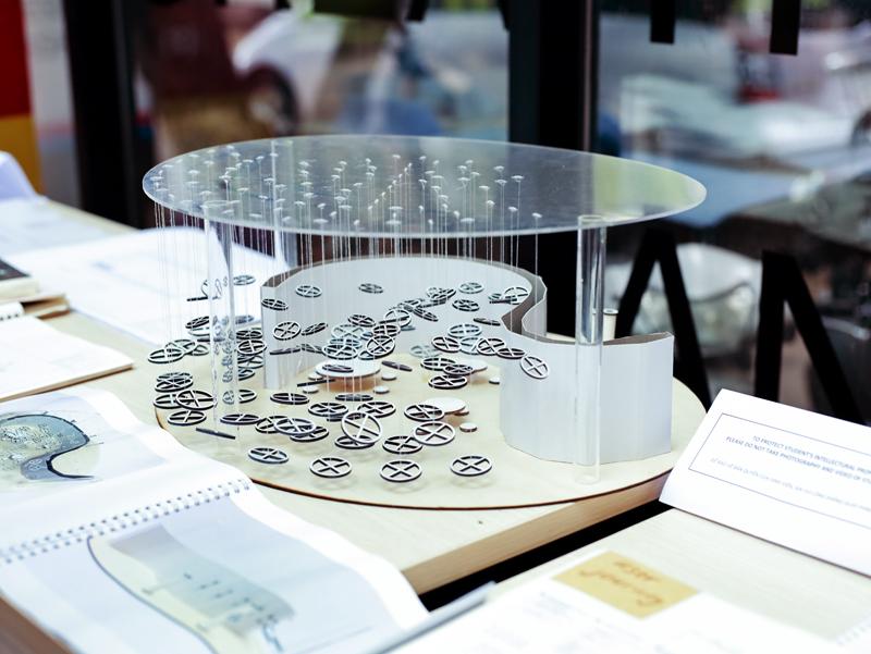 /ai đi/ Khám phá những sáng tạo xanh trong Triển lãm Thiết kế Nội thất & Kiến trúc LCDF