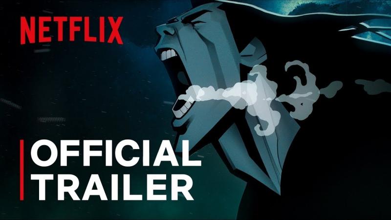 Netflix tung trailer Love, Death and Robots mùa 2 trên nhạc nền của phim kinh dị Hereditary