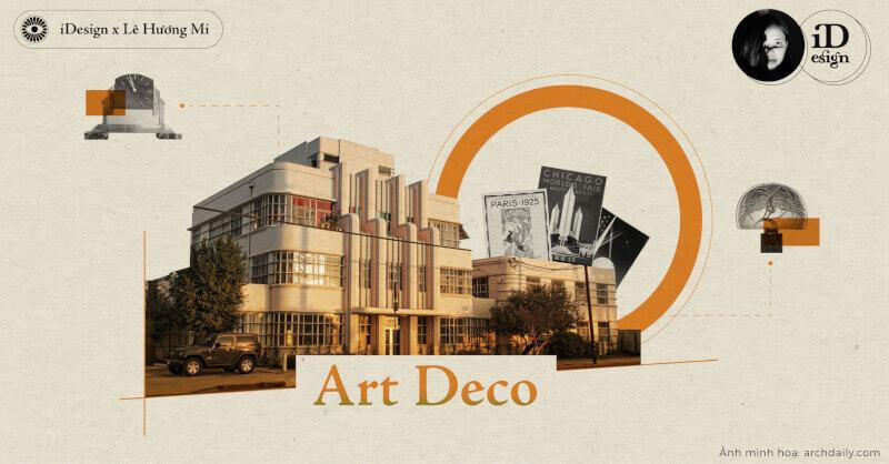 Art Deco (Phần 2): Các tác phẩm và nghệ sĩ nổi bật