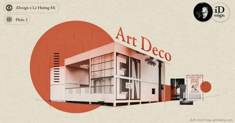 Trào lưu Art Deco (Phần 2): Các tác phẩm và nghệ sĩ nổi bật