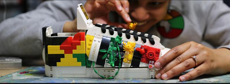 adidas x LEGO sự kết hợp mãn nhãn dành cho tín đồ mê sneaker