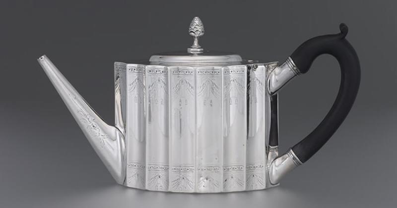 Lịch sử và ứng dụng của bạc trong nghệ thuật - thiết kế