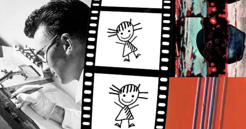 Giới thiệu kỹ thuật vẽ hoạt họa lên tấm phim (Draw - on - film animation)