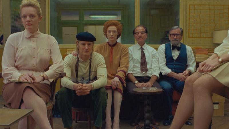 'The French Dispatch': Sự trở lại ấn tượng của đạo diễn Wes Anderson