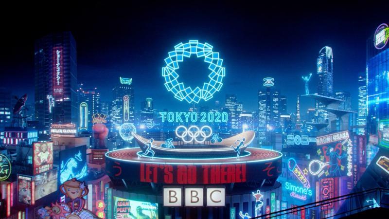 Trailer Olympic Tokyo 2020 trên BBC: Hành trình khám phá Tokyo vừa thực tế vừa giả tưởng