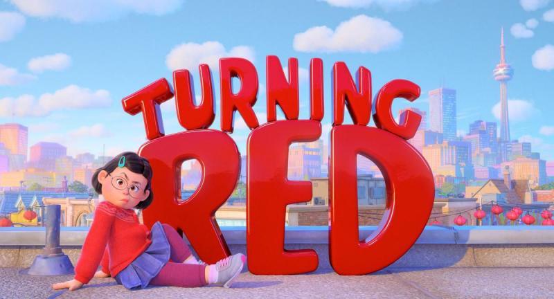 'Turning Red': Bộ phim đánh dấu quá trình 'bình thường mới' của Pixar