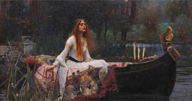 /Tách lớp/ The Lady of Shalott - Khúc ca bi tráng vượt thời gian