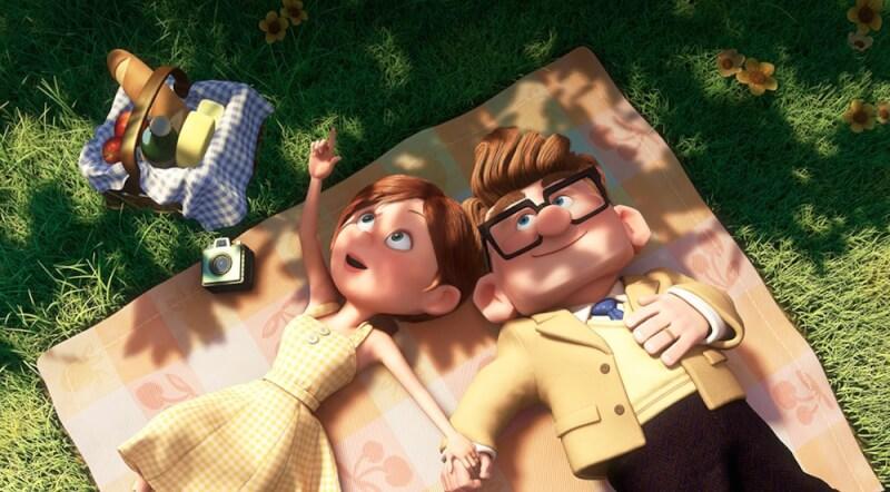 Đằng sau mối tình của Carl và Ellie trong phim 'Up': Cảm hứng từ câu chuyện có thật