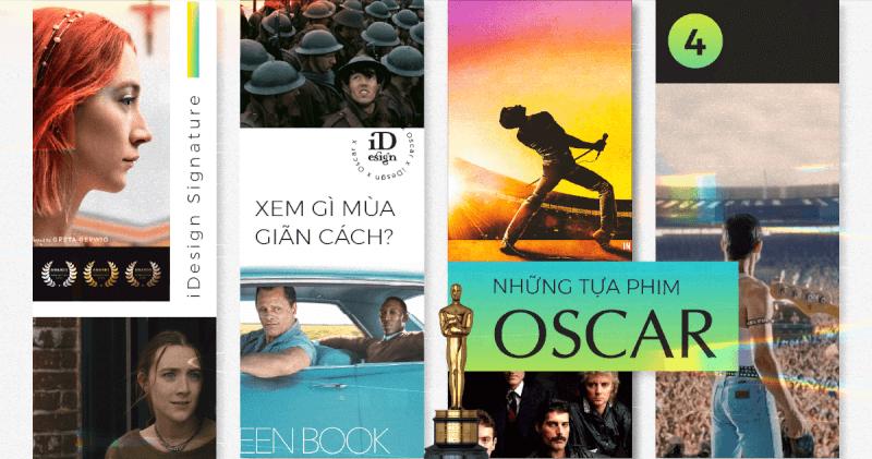 Những tựa phim Oscar để bạn thưởng thức trong kỳ giãn cách xã hội (phần 4)