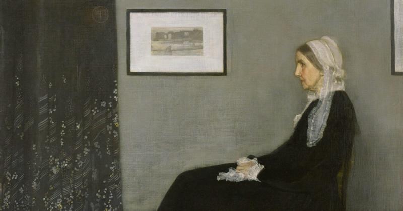 /Tách Lớp/ Vì sao Người Mẹ của Whistler lại nổi danh khắp thế giới