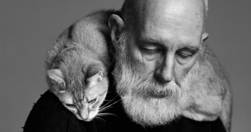 /meo meo/ Edward Gorey: 'Không thể tưởng tượng nổi cuộc sống không có lũ mèo.'