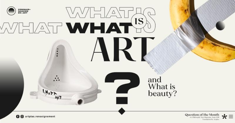 Nghệ thuật là gì? Cái đẹp là gì?