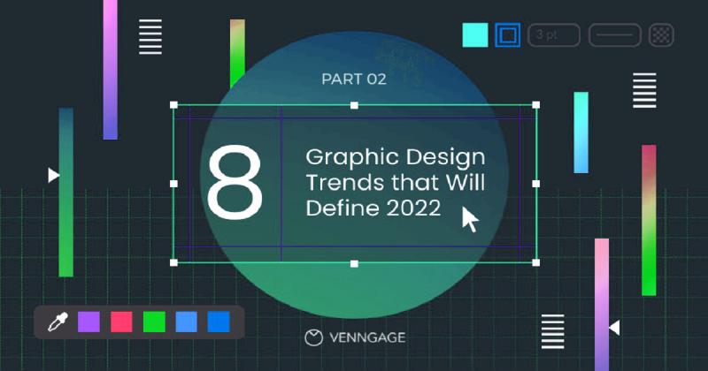 8 xu hướng thiết kế đồ họa lên ngôi năm 2022 (Phần 2)