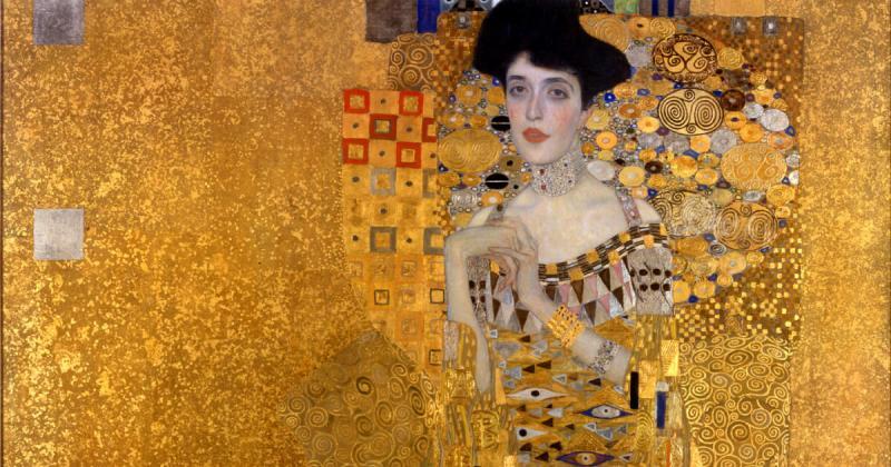 /Tách Lớp/ Những chi tiết ẩn trong bức 'Chân dung Adele Bloch-Bauer I' của Gustav Klimt