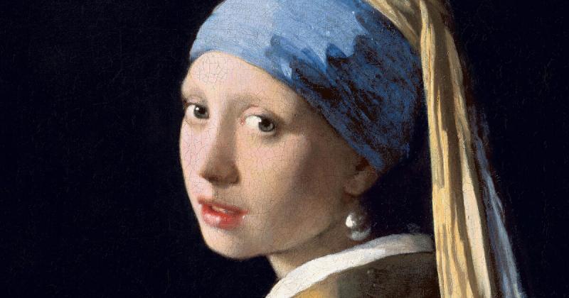 /Tách Lớp/ 'Girl With A Pearl Earring' có phải là một tác phẩm Ấn Tượng của Vermeer?